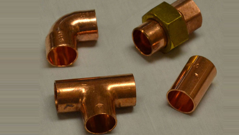 90/10 Copper Nickel Pipe Fittings
